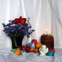 В праздник Пасхи вам желаю :: Наталья (D.Nat@lia) Джикидзе (Берёзина)