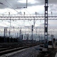 Железная дорога-51 :: Фотогруппа Весна.