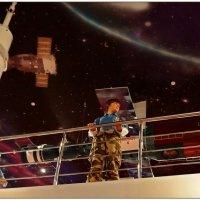 Они полетят на Марс... :: Кай-8 (Ярослав) Забелин