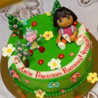 Именинный торт :: Vladimir 070549
