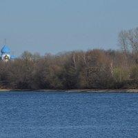 Весна на реке Москва :: Игорь