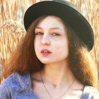 Портрет :: Екатерина Острикова