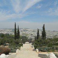 панорама Иерусалима :: youry