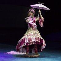 Заводная кукла из цирка. :: Екатерина Сидорова