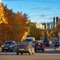 Мурманск – город Герой. :: kolin marsh