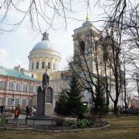 Свято-Троицкий собор Александро-Невской лавры :: Елена Павлова (Смолова)