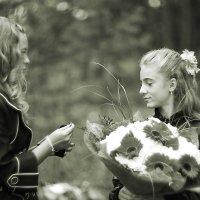 Букет невесты :: Игорь Жеглов