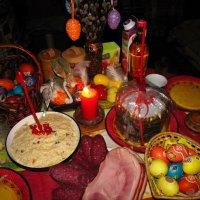 С праздником Пасхи! :: Самохвалова Зинаида