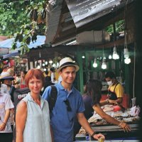 Rawai fish market :: Евгений Золотаев