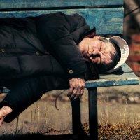 Понедельник: утро после праздника. :: Хась Сибирский