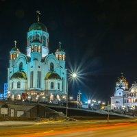 Спас на Крови в Екатеринбурге :: Сергей Сметанин