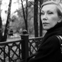 Актриса Татьяна Рудина :: Михаил Трофимов