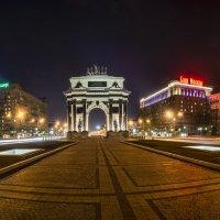 Триумфальная арка. :: Вадим Жирков