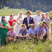 Пермская летняя свадьба :: Виталий Гребенников