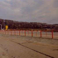 Пантонный мост через р. Ока :: Константин Сафронов