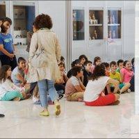 Урок истории в музее Афин :: Наталия Григорьева