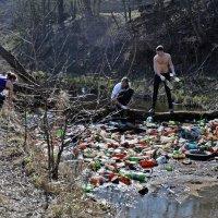 Уборка на Витьбе. :: Андрей Самуйлов