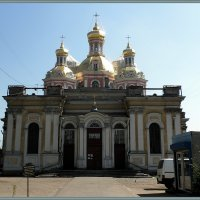 Крестовоздвиженский собор (казачий) :: Вера