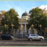 Ограда Спасо-Преображенского собора :: Вера