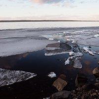 Последний лед. :: Лазарева Оксана
