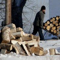 Ручная работа по дереву :: Валерий Чепкасов