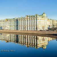 Зимний дворец в Санкт-Петербурге :: Vladislav Gubskiy