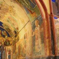Суздальские фрески Х    века :: Александра