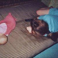 Мы так устали... :: Нина Корешкова