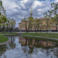 В Михайловском саду* :: Valeriy Piterskiy