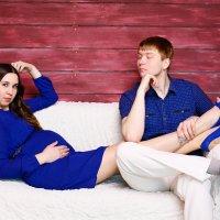 Ксения и Дмитрий :: Наталия Казакова