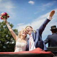 Свадьба Елены и Алексея :: Ольга Блинова