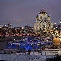 Зимняя навигация :: Ольга Маркович