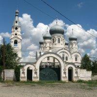 Деревенский храм :: Natali