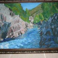 Река Кумир на Алтае :: Василий Пучкин