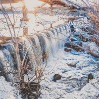Городской водопад :: Аделина Ильина