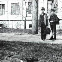 Дети видят все... :: Геннадий Герасимов