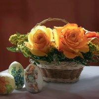 """Из серии """" Пасхальные открытки"""" :: lady-viola2014 -"""