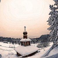 Великорецкое зимой :: Борис Гуревич