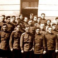 К 70летию Победы. Академия Бронетанковых Войск. 1946 год. Победители остаются в строю. :: alek48s