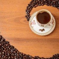 утренний кофе :: Дмитрий Брошко