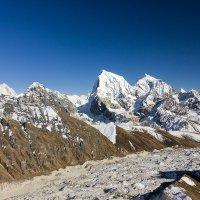 Ледник Нгозумба :: Александр Чазов