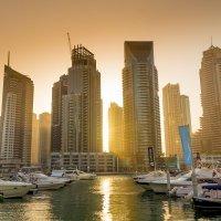 Dubai... Закат.... :: Михаил Назаров