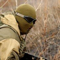 Воин :: Дмитрий Арсеньев