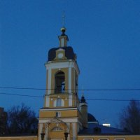 Храм Сорока Мучеников Севастийских :: Аlexandr Guru-Zhurzh