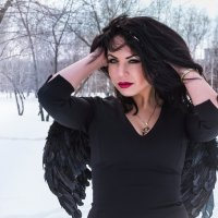 Black angel :: Елена Левчук