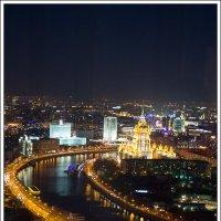 Ночная Москва :: Рамиль Хамзин