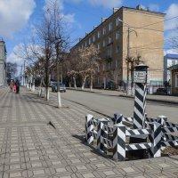 Верстовой столб :: Валентин Котляров