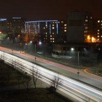 Владикавказ ночью :: Edward Kod