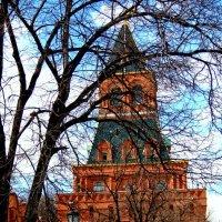 башни кремля :: виктор ------
