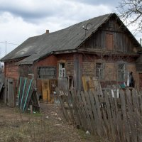 Вот моя деревня....... :: Елена Фролкова